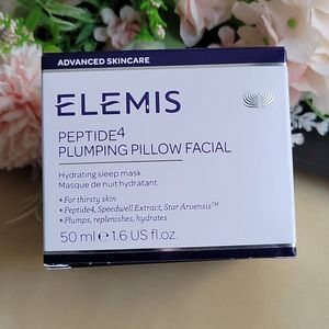 BNIB Elemis Peptide Plumping Pillow Facial